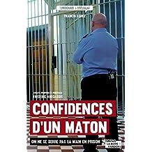 Confidences d'un maton