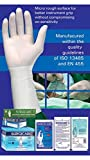 Surgicare Disposable Latex Starile Surgical Gloves (Pack Of 25 Pairs) Size - 7