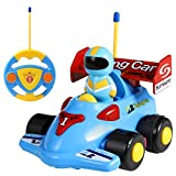 SGILE Tonor Toy, Lovely Cartoon Fl Car, Juguete Coche De Carreras para...