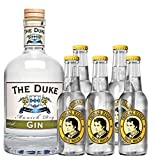 The Duke Munich Dry Bio Gin Bio (1 x 0.7 l) + Thomas Henry Tonic (5 x 0.2 l)