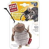 GiGwi 7021 Elektrisches / Interaktives Katzenspielzeug Melody Chaser Grille mit bewegungsabhängigen Geräuschen, zur Beschäftigung - 4