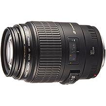 Canon EF 100mm f/2.8 Macro USM - Objetivo (SLR, 12/8, Macro, Canon, Negro, 7,9 cm)