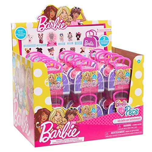 JP Barbie 62630 Barbie Pets Mini Collectible