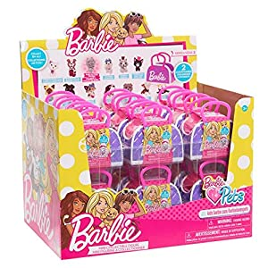 JP Barbie 62630 Barbie Pets - Muñeca Barbie (tamaño pequeño)