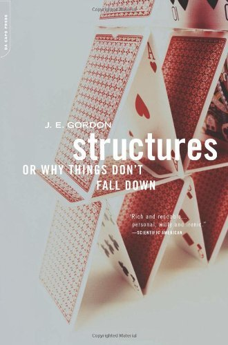 Structures: Or Why Things Don't Fall Down by Gordon, J.e. (2003) Paperback