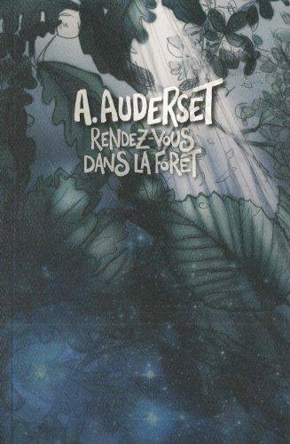 Rendez-vous dans la forêt par Alain Auderset
