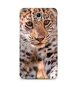 Amez designer printed 3d premium high quality back case cover for Samsung Galaxy Note 3 Neo (Jaguar wild nature)