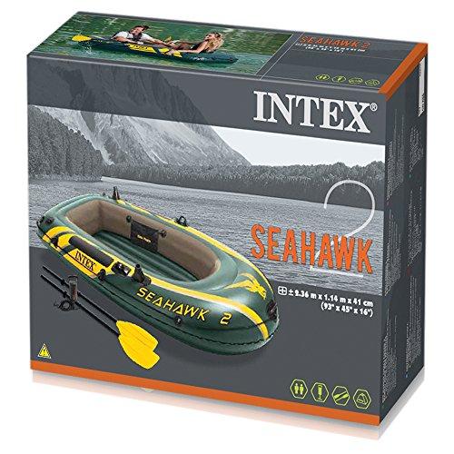 Intex Schlauchboot Seahawk 2 im Set im Test - 4