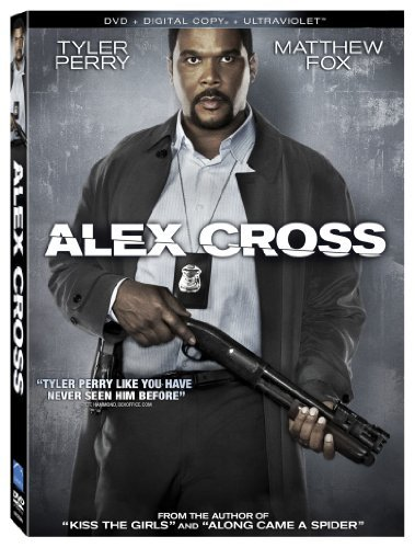 Alex Cross [DVD + Digital Copy + UltraViolet] by Tyler Perry