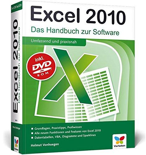 Excel 2010: Das Handbuch zur Software (Excel 2010 Handbuch)