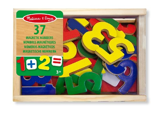 Melissa-Doug-Juego-de-nmeros-magnticos-de-madera-37-piezas-10449