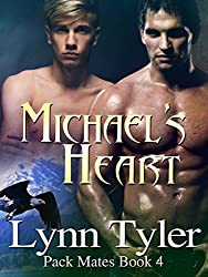Michael's Heart (Pack Mates Book 4) (English Edition)