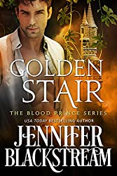 Golden Stair (Blood Prince Series Book 3)