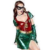 YEARYOWN Halloween Kostüme Kostüme Sexy Dessous Spiel Uniformen Halloween Superman Cosplay Kostüme Cosplay Show Sets