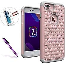 iPhone 7Plus caso, il glitterata qualità premium Elegante Heavy Cover