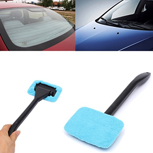 YONGYAO Auto Auto Wiper Home TV Glasscheibe Pinsel Handheld Wind Shield Cleaner (Shield-handheld)
