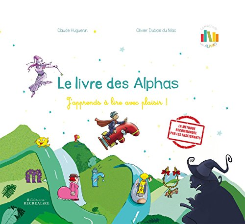Le livre des Alphas (1DVD + 1 CD audio) par Collectif