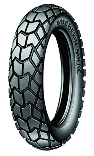 michelin sirac street 100/90 - 17 55s tubeless bike tyre, rear Michelin Sirac Street 100/90 – 17 55S Tubeless Bike Tyre, Rear 51Jsykyk3KL