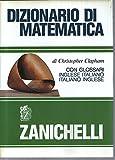 Image de Dizionario di matematica. Con glossari inglese-ita