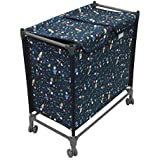 Kuber Industries Cloth Laundry Organiser with Wheels (Portlb05)
