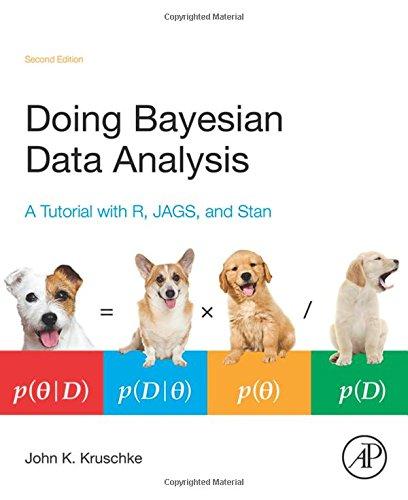 Doing Bayesian Data Analysis: A Tutorial with R, JAGS, and Stan par John Kruschke