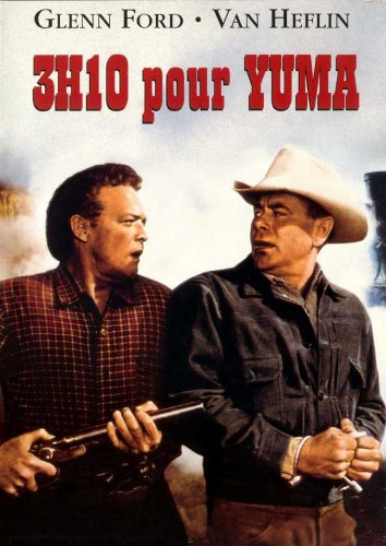 3:10 To Yuma Plakat Movie Poster (11 x 17 Inches - 28cm x 44cm) (1957) French