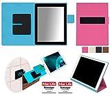reboon Hülle für Blaupunkt Endeavour 1000 HD Tasche Cover Case Bumper | in Pink | Testsieger