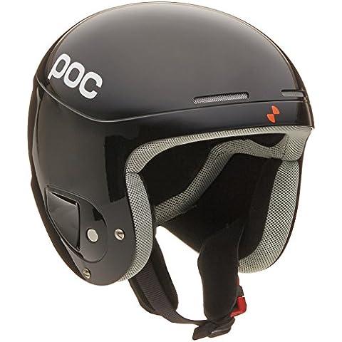 POC Skull X - Casco de esquí unisex, color negro (black), talla L