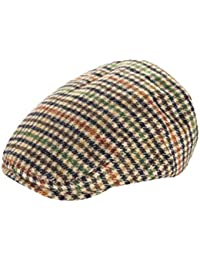 Amazon.co.uk  Multicolour - Flat Caps   Hats   Caps  Clothing 7628325d543d