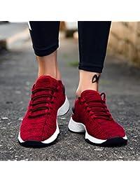GUNAINDMX Spring/Sports/Men's Shoes/Mesh/Breathable/Wild/Casual, 40,5099 black