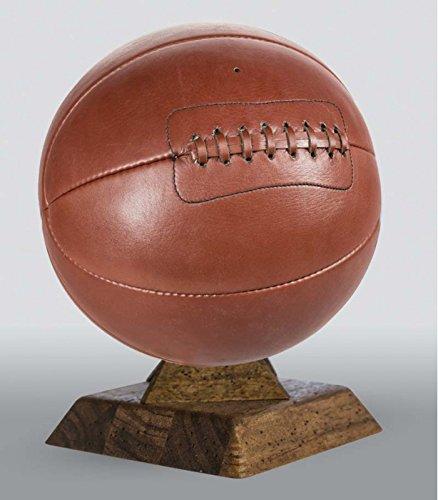 Balón de baloncesto de-marrón