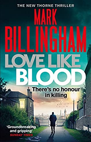 book cover of Love Like Blood