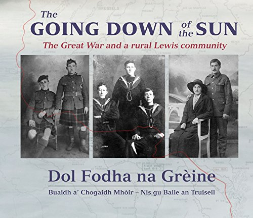 The Going Down of the Sun: The Great War and a Rural Lewis Community