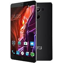 Elephone P9000 E - 4G LTE Smartphone 5.5 Pulgadas 4 GB 32 GB Android 7.0 Teléfono Móvil con Sensor de Huella Digital - Negro