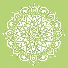 Kaisercraft nbsp;– Plantilla de Mandala (30,5 x 30,5 cm