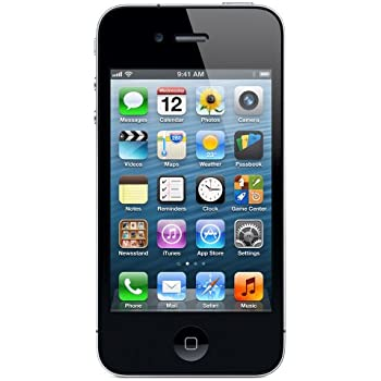 Apple iPhone 4 Smartphone (3,5 Zoll (8,9 cm) Touch-Display, 16 GB Speicher, iOS) schwarz