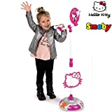 Smoby Hello Kitty Standmikrofon