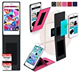 Cover for Archos Diamond S Case | in Pink | Multifunctional