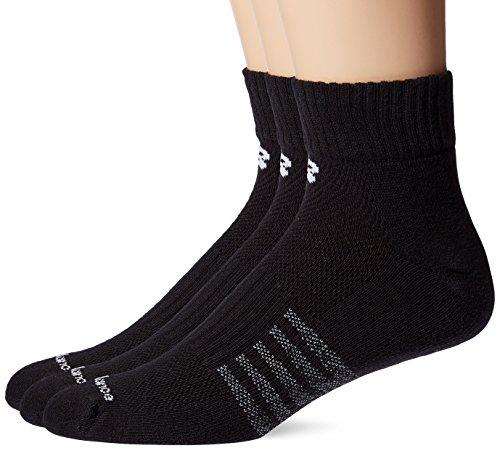 Herren 3er Pack Core Cotton Quarter Socken (Fitness-quarter Sock)
