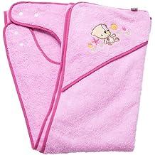 Clevamama Splash&Wrap - Toalla de baño para bebé