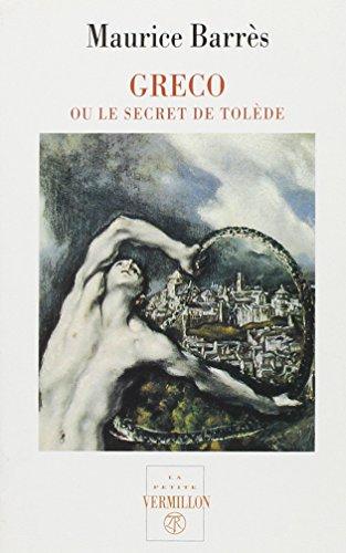 Greco, ou, Le Secret de Tolède