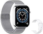 Smartwatch 3aGenerazione 1,75'' Per Uomo Donna Bambini Orologio Fitness Telefono Chiamate Con Cardiofr