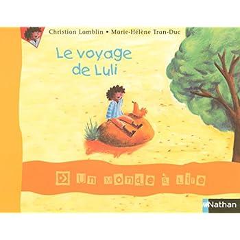 Album 2 - Le voyage de Luli CP