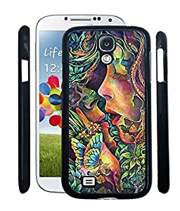 Aart Designer Luxurious Back Covers for Samsung S4 Mini + 3D F2 Screen Magnifier + 3D Video Screen Amplifier Eyes Protection Enlarged Expander by Aart Store.