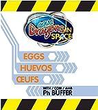 Aqua Dragons- Huevos Astro Pets, (World