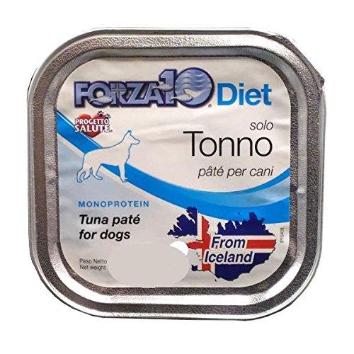 Forza 10 Cane Solo Diet Tonno AP 100 Ucd