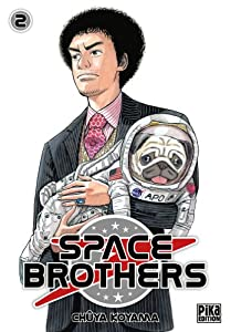 """Afficher """"Space brothers n° 2"""""""