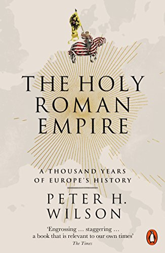 The Holy Roman Empire por Peter H Wilson