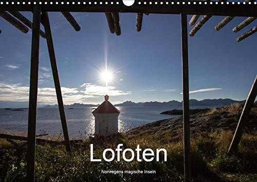 Lofoten - Norwegens magische Inseln (Wandkalender 2020 DIN A3 quer): Die Lofoten sind eine Perle der norwegischen Polarregion. (Monatskalender, 14 Seiten ) (CALVENDO Orte)