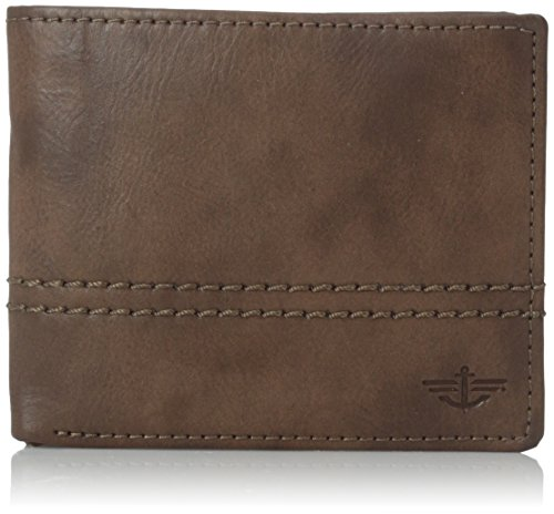dockers-mens-essential-slim-passcase-wallet-with-removable-card-case-and-interior-zipped-pocket-brow